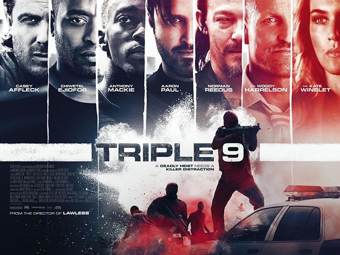 Triple 9 header
