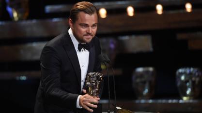 Di Caprio winner