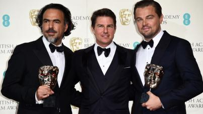 Inarritu Cruise Di Caprio winners