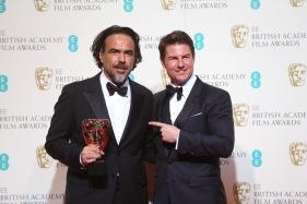 Alejandro Gonzalez Inarritu, Tom Cruise