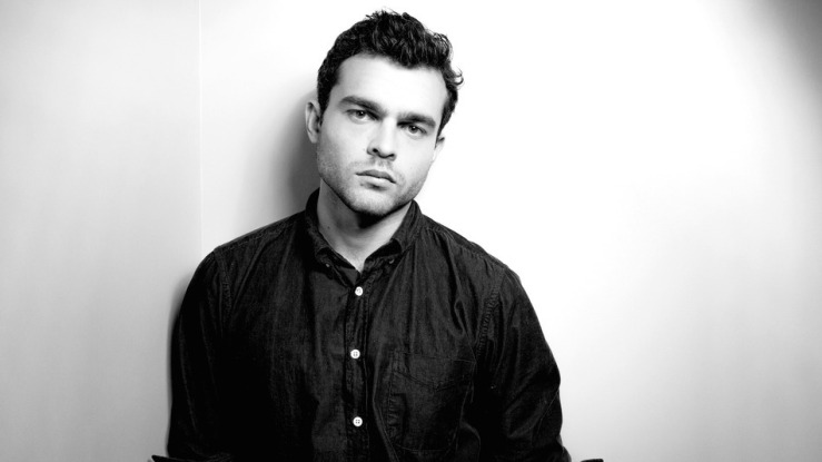 "In this Monday, Feb. 1, 2016 photo, Alden Ehrenreich poses for a portrait in Los Angeles. At the age of only 26, ""Hail, Caesar!"" star Ehrenreich, has already caught the attention of the Coens, Steven Spielberg, Francis Ford Coppola, Woody Allen and Warren Beatty. The film opens in U.S. theaters on Friday, Feb. 5. (Photo by Rich Fury/Invision/AP)"