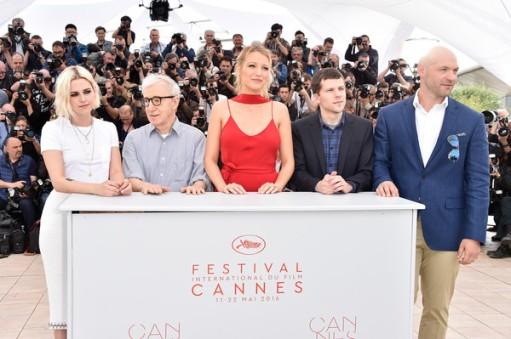 Café Society cast