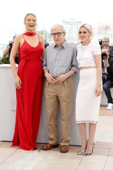 Blake Lively Woody Allen Kristen Stewart