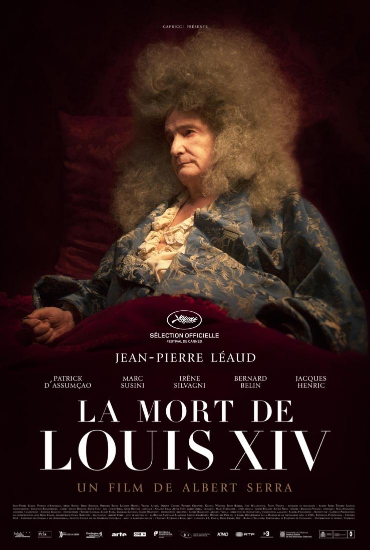 La mort de Louis XIV poster