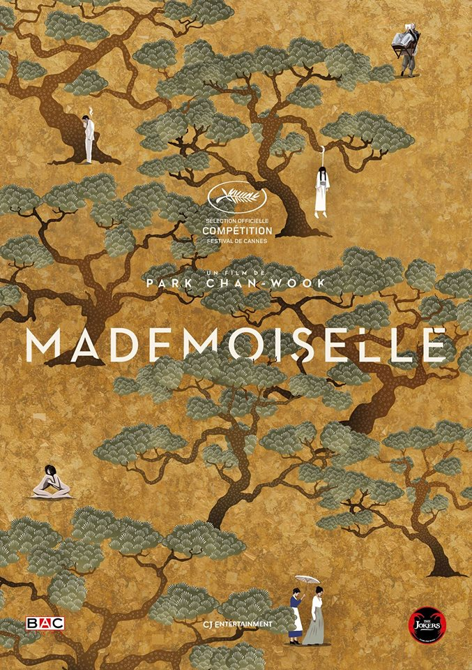 Mademoiselle - The Handmaiden