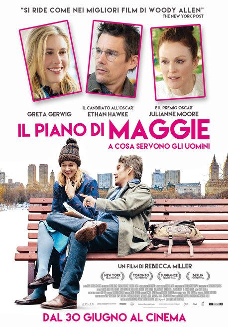 il_piano_di_maggie