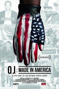 O.J.Made poster