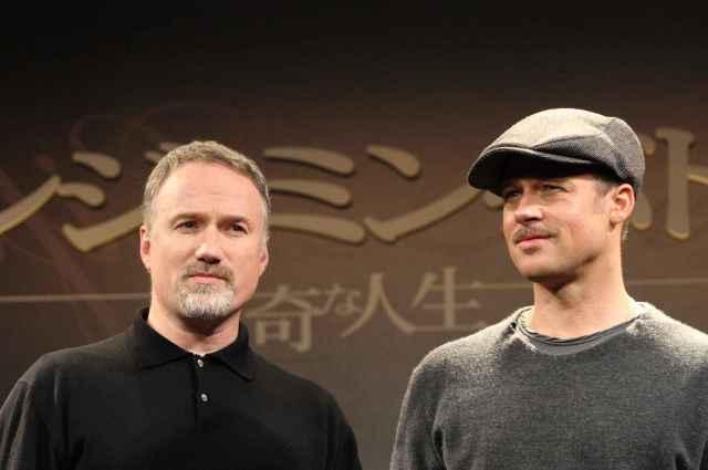 Fincher e Pitt