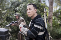 Rogue One: A Star Wars Story..Chirrut Imwe (Donnie Yen)..Ph: Jonathan Olley..©Lucasfilm LFL 2016.