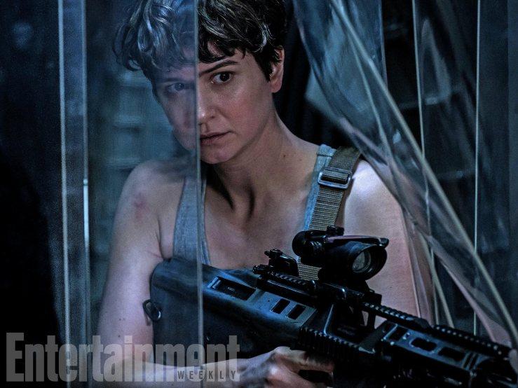 Alien: Covenant (2017) Katherine Waterson
