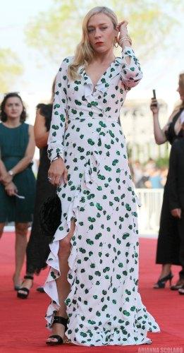 Chloë Sevigny red carpet