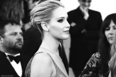 Jennifer Lawrence red carpet