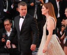 Matt Damon Julianne Moore