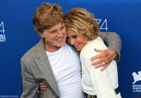 "Robert Redford Jane Fonda photocall: ""Our Souls at Night"""