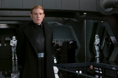 Star Wars: The Last Jedi..General Hux (Domhnall Gleeson) ..Photo: David James..©2017 Lucasfilm Ltd. All Rights Reserved.