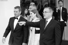 Matt Damon Julianne Moore Suburbicon Venezia74
