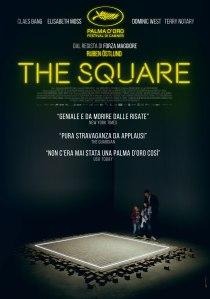 The Square locandina