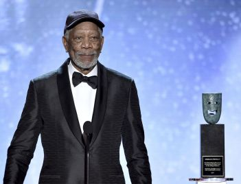 Morgan Freeman SAG 3