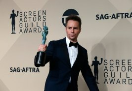 24th Screen Actors Guild Awards – Photo Room – Los Angeles