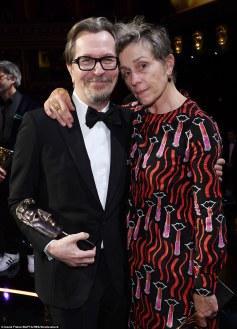 Oldman McDormand BAFTA