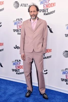 33rd Film Independent Spirit Awards, Arrivals, Los Angeles, USA - 03 Mar 2018