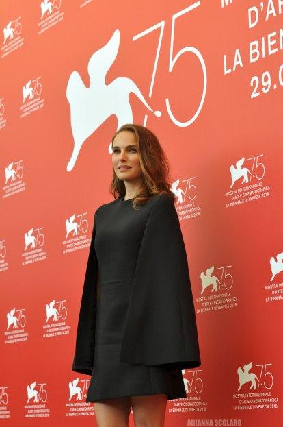 Venezia 75 Photocall - Natalie Portman