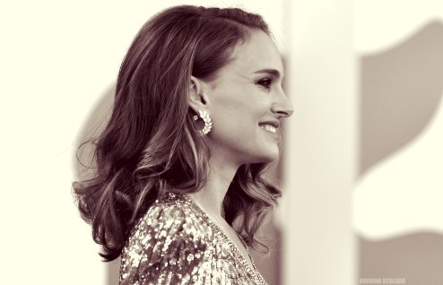 Red carpet Vox Lux - Natalie Portman