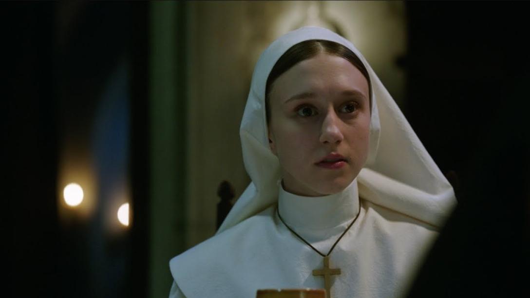 Risultati immagini per the nun horror