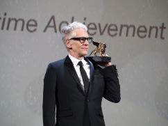 Golden Lion - David Cronenberg