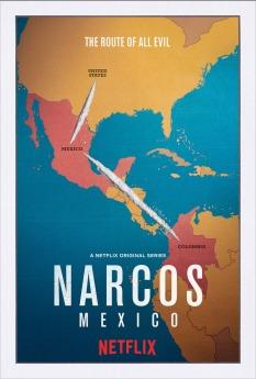 Narcos Mexico poster