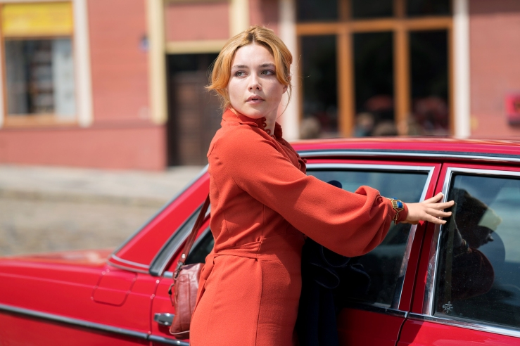 Florence Pugh as Charlie - The Little Drummer Girl _ Season 1, Episode 3 - Photo Credit: Jonathan Olley/AMC/Ink Factory