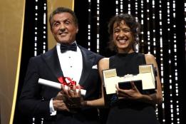 Sylvester Stallone, Mati Diop