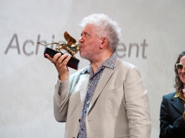 2019-08-29 Mostra del Cinema di Venezia - Golden Lion - Pedro Almodovar (121)