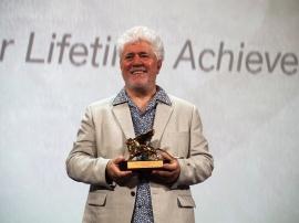 2019-08-29 Mostra del Cinema di Venezia - Golden Lion - Pedro Almodovar