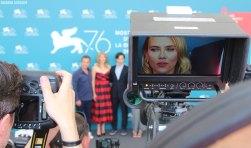 "Scarlett Johansson ""Marriage Story"" Photocall"