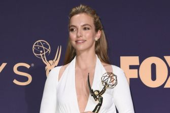 Emmys-winner-Jodie-Comer-shows-off-incredible-figure-in-plunging