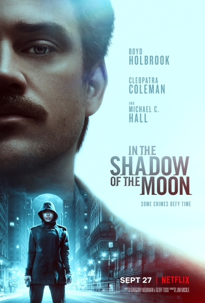 In The Shadow Of The Moon poster