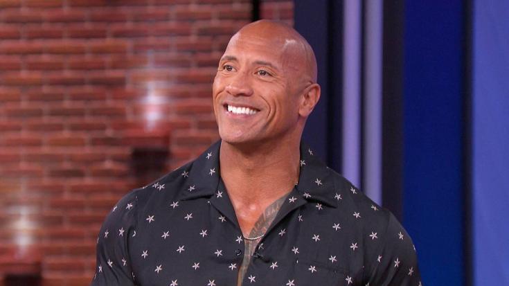 Dwayne The Rock Johnson 5