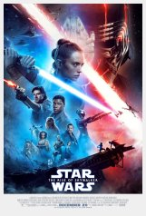 Star Wars The Rise of Skywalker poster