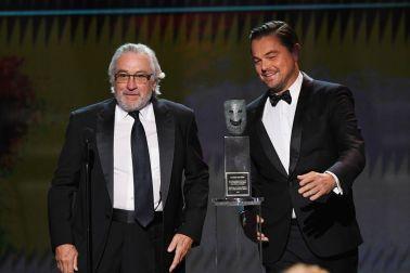 Di Caprio De Niro