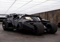 Batmobile Bale