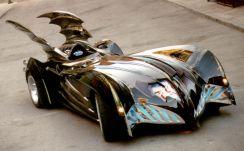 Batmobile Clooney