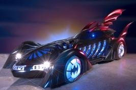 Batmobile Val Kilmer