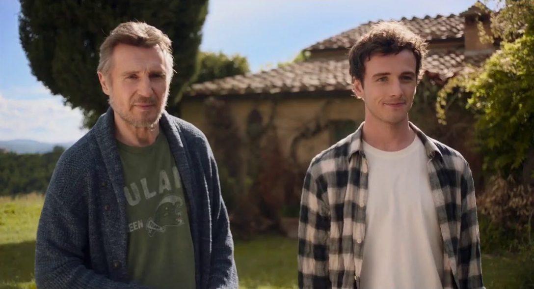 Made in Italy: il trailer del nuovo film con Liam Neeson ...