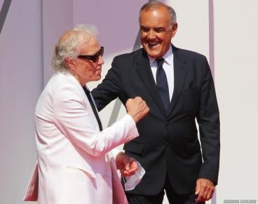 Abel Ferrara Alberto Barbera