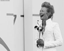 Tilda Swinton Red Carpet