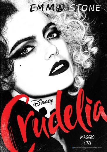 crudelia-poster